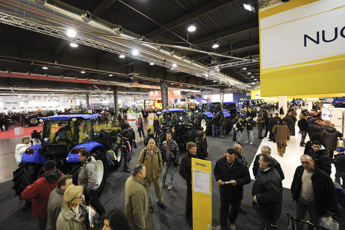 Fieragricola 2014 Agri Appointment In Verona