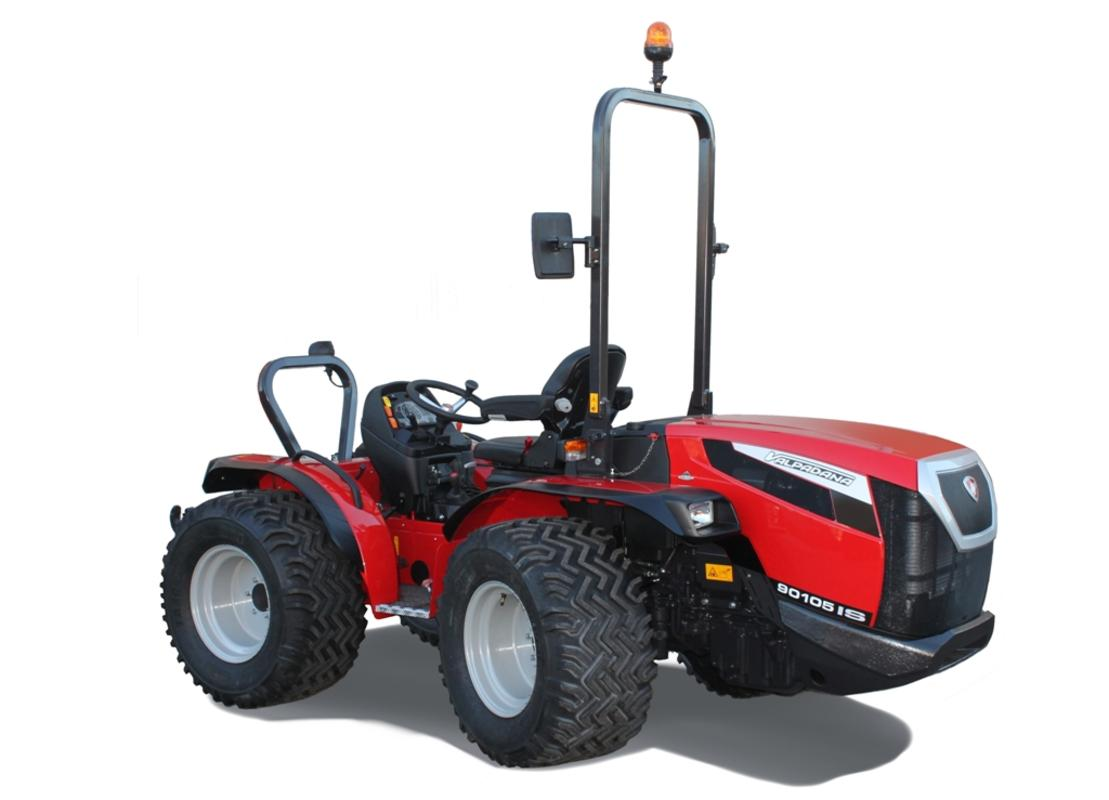 Innovazione trattori specializzati per terreni scoscesi for Valpadana motocoltivatori