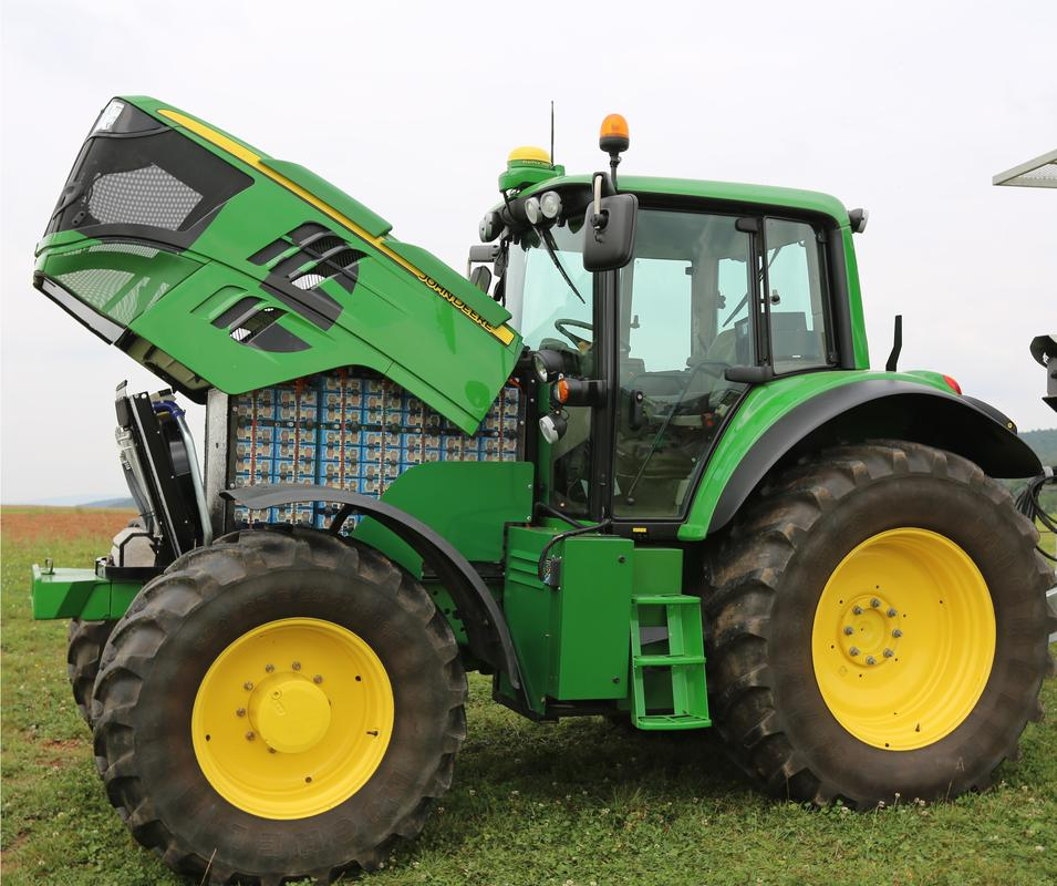 1275d10485 Trazione elettrica in agricoltura, un tema di prospettiva