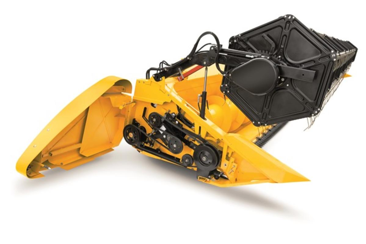 Combines All That S New From New Holland