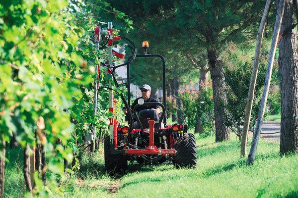 Mercato italiano delle macchine agricole le ragioni della - Due caratteri diversi prendon fuoco facilmente ...