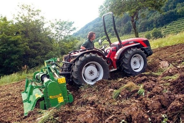 Agricultural Machinery: world market racing ahead