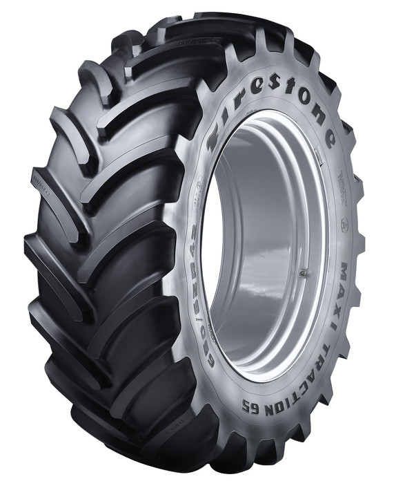 Tire Patch Cost >> Maxi Traction 65, the long life tire by Firestone