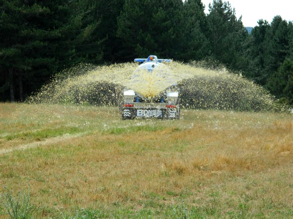 Sustainable distribution of slurry and digestate
