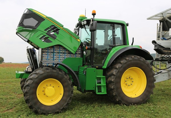 Image result for electric tractor