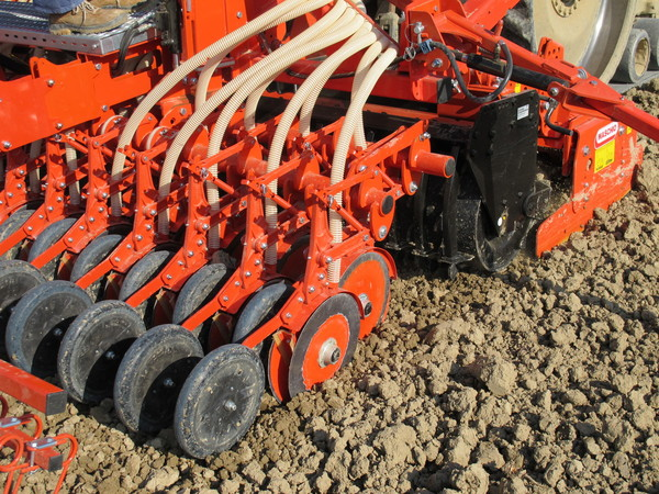 Agricultural machinery: Mediterranean area market growing