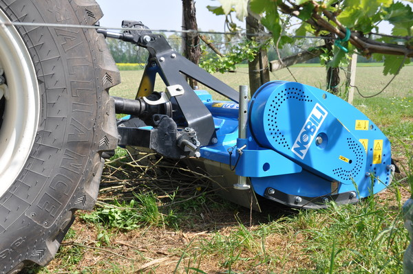 Cutting-edge solutions for Nobili shredders and sprayers