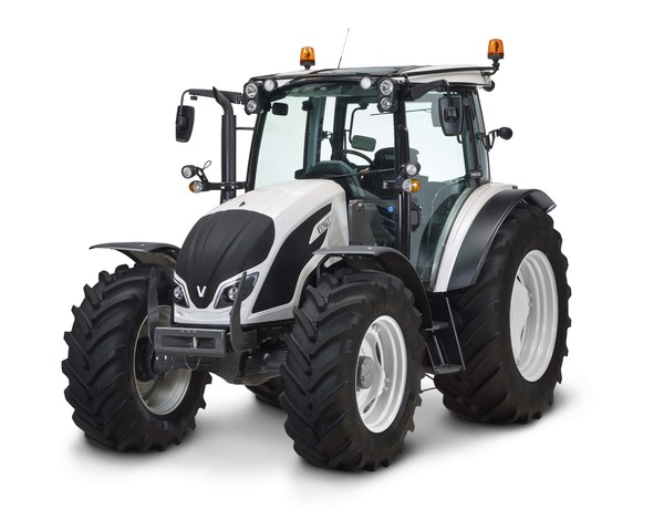 Valtra tractors: Series A making their debut in Italy