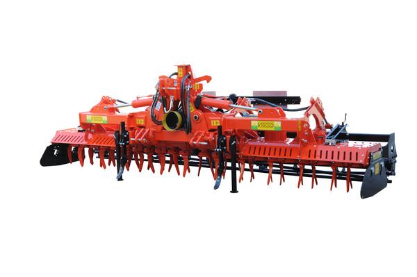 Vpx vigolo un erpice per terreni difficili for Vigolo macchine agricole